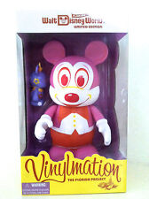 "DISNEY VINYLMATION 9""/3"" THE FLORIDA PROJECT RETRO MICKEY MOUSE W/ DUMBO FIGURE"