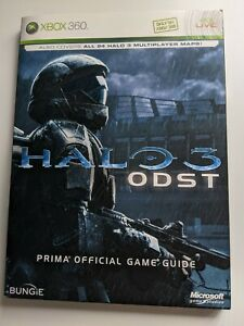 Halo 3: ODST Prima Official Game Guide