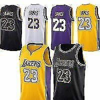 LeBron James Los Angeles Lakers NBA Jerseys  b929d3cbd