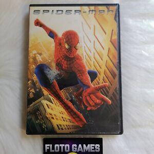 DVD ZONE 2 FR : Spider-Man 1 - Sam Raimi - Action - Floto Games