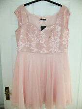 BNWT - LADIES SKATER DRESS SIZE 20 - WEDDING - SPECIAL OCCASION - RRP £59.00