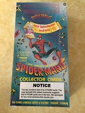 30th Anniversary 1962-1992 Spider-Man II Collector Cards Sealed Box Comic Images