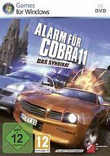 Alarm für Cobra 11: Das Syndikat von dtp entertainment AG   Game   Zustand gut