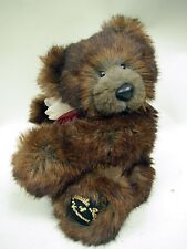 "14"" Brimley the Bear by Treadle Bears of Vermont - Barbara McClean 2000"