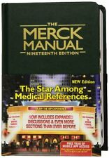 The Merck Manual of Diagnosis and Therapy (2011, Hardcover)