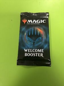 Welcome Booster Pack - Magic The Gathering - MTG - NEW Sealed