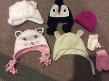 Baby Hats And Mittons
