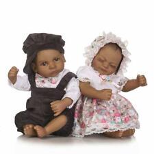 "10"" Baby Boy or Girl Lifelike Doll Reborn Baby Soft Realistic Silicone Doll Gift"
