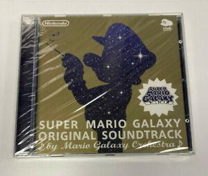 Super Mario Galaxy OST Original Soundtrack Club Nintedno NEW & SEALED