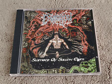 DEMIGOD - Slumber Of Sullen Eyes - CD