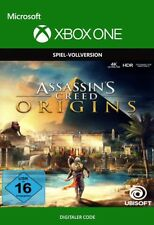 Xbox One Assassin's Creed Origins Spiel vollversion Key Digital Download Code DE