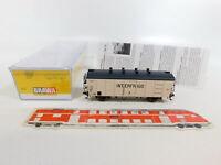 CI906-0,5# Brawa H0/AC 48302 Kühlwagen Interfrigo 524 080 DB NEM, NEUW+OVP