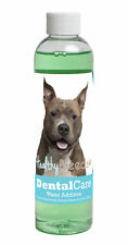 Healthy Breeds American Staffordshire Terrier Dental Rinse 8oz