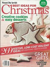 Best Ideas for Christmas magazine Cookies Desserts Holiday decorations Crafts