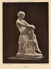 Chloé  Galerie Contemporaine. Photoglyptie  Photoglyptie  18x24  1880
