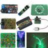 DIY Kits FM Transmitter LED Flashing Light DC Motor PMW Controller Igniter Suit