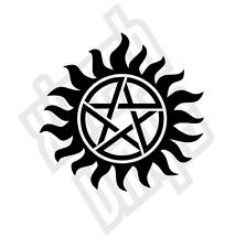 Supernatural Anti Possession vinyl sticker decal laptop ipad car window Tattoo