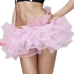 Ann Summers OTT Tutu Skirt New with Tags Size Med 12-14 Pink Dress EU 38-40