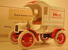 Ertl Ford 1905 Delivery Dyersville HistoricaI Society 1 25 Scale Die Cast Bank