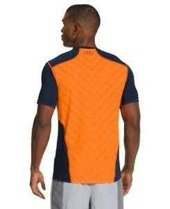 Under Armour HeatGear ArmourVent Perf Fitted T-Shirt (Small)