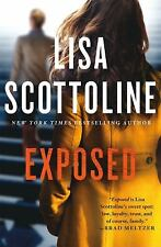 Exposed  (ExLib) by Lisa Scottoline