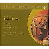 Verdi: Rigoletto (2009) Callas/Gobbi/Stefano/Zaccaria. Serafin. CDx2