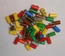 Marklin Brawa Type 50 Pieces Plugs and Sockets