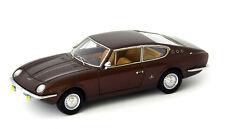 Autocult 1/43 Vignale Fiat 125 Samantha 1967 Brown Metallic 05005