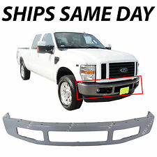 NEW Primered Steel Front Bumper Face Bar for 2008-2010 Ford F250 F350 Super Duty