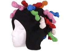 Nappes d'hiver nappes Fun Curler Beanie Ski Snowboard Chapeau Mad