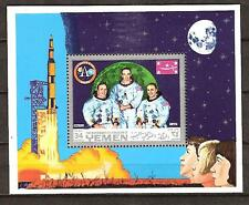 YEMEN KINGDOM  M/Block # 785A MNH APOLLO 11 MOON LANDING