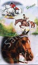 HORSES Roller Ball INK PEN--Equestrian Horses Ink Pen