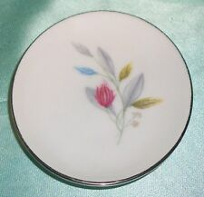 Estate Collectable ~ Furstenberg Germany Flower Pin / Butter Pat Dish ~ Vintage