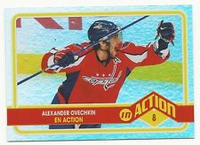 Alexander Ovechkin  2009 / 10 O-Pee-Chee In Action Card, # ACT-3, Washington