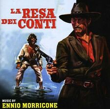 Ennio Morricone - La Resa Dei Conti [New CD]