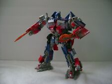 Hasbro Transformers Revenge of the Fallen Leader Class Optimus Prime Custom TLC