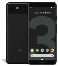 Google Pixel 3 - 128GB - Just Black (Unlocked)