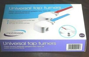 Mobilease - Universal Tap Turners Twin Pack New in Box