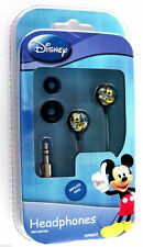 Disney Mickey Mouse Retro In-Ear Earphones Headphones DSY-HP700 - New