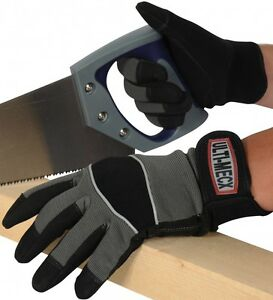 5 x UCI KM15 Mechanics Gloves Five Fingers Enclosed EN388 2120 - Various Sizes