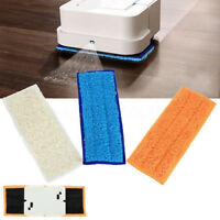 Replacement Washable Wet Dry Mopping Pads for iRobot Braava Jet 240 Cleaner NIUS
