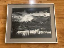 """Bruce Barnbaum Original Silver Gelatin Photograph """"Approaching Storm"""""""