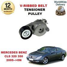 Pour Mercedes Benz CLS 320 350 C219 C218 X218 V Côtelé Poulie Tendeur Courroie