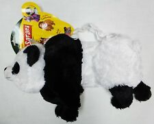 Children's Plush Panda Bear Adventure Ride In Costume by Kids' Safari - One Size