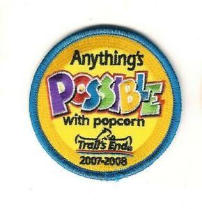 Boy Scout Trails End Popcorn Patch 2007-08