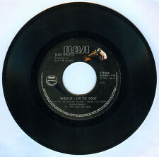 Philippines EURYTHMICS Would I Lie To You? 45 rpm Record