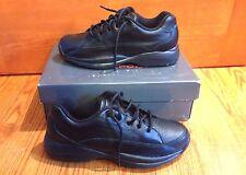 Rockport Valencia Black Comfortable Tumble Walking Shoe 7 1/2 M ~ NEW w/ Box