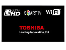 "Toshiba 43U6763 43"" Smart LED TV 4K Ultra HD Freeview Unit Only With Power Lead"