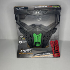 Adventure Force Tactical Strike Tactical Gear Team Competition Mask - Compatible