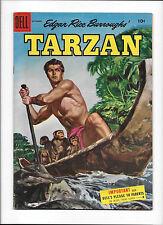 "TARZAN #72  [1955 GD-VG]  ""THE SABLE LION"""